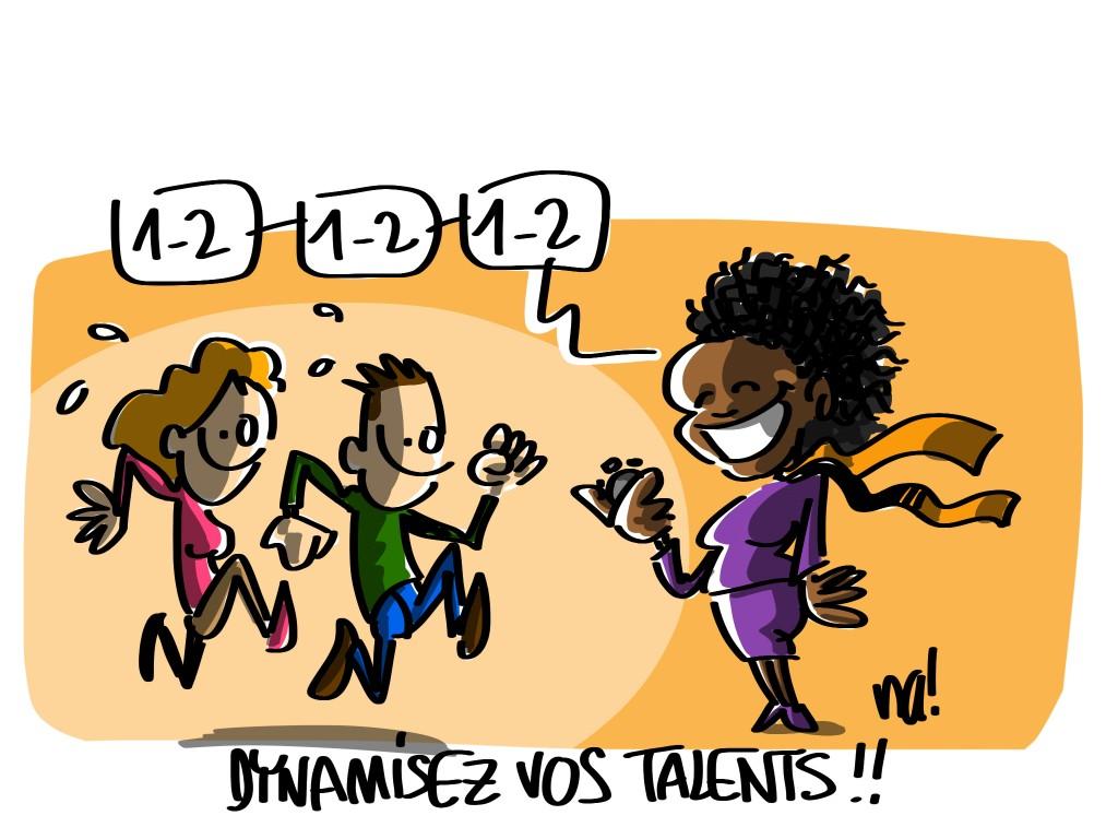 les formation de MP & C - Marie-Pierre Medouga